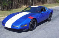 1996 Chevrolet Corvette Grand Sport, 1996 Chevrolet Corvette 2 Dr Grand Sport Hatchback picture