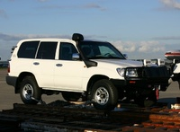2005 Toyota Land Cruiser Overview
