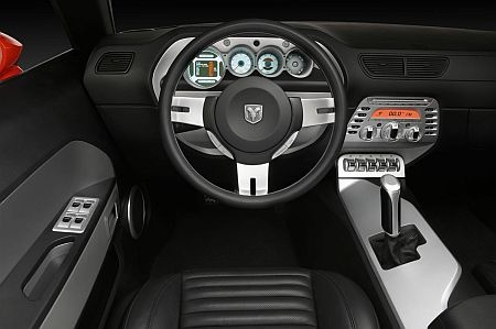 Picture Of 2008 Dodge Challenger SRT8 RWD, Interior, Gallery_worthy