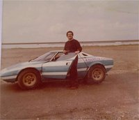 1976 Lancia Beta, 1975 My Lancia Stratos of Albarella Rally Team