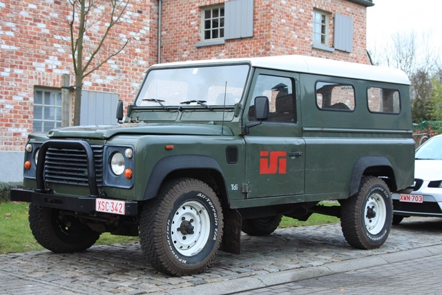Who Owns Land Rover >> 1993 Land Rover Defender - Pictures - CarGurus