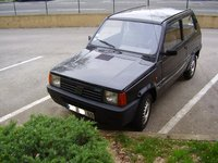 1985 Fiat Panda Overview