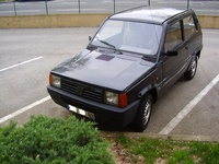 1985 FIAT Panda Overview