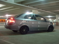 2008 Chevrolet Aveo LS picture