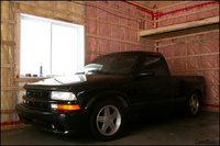 1999 Chevrolet S-10 2 Dr STD Standard Cab SB picture