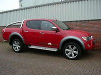 Picture of 2007 Mitsubishi L200, gallery_worthy
