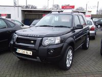 Picture of 2004 Land Rover Freelander 4 Dr HSE AWD SUV, gallery_worthy