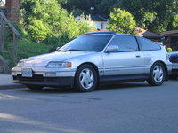 Picture of 1991 Honda Civic CRX 2 Dr Si Hatchback, gallery_worthy