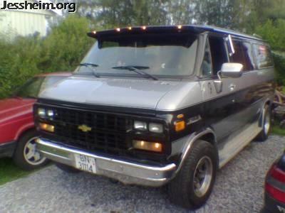 Picture of 1990 Chevrolet Sportvan, gallery_worthy