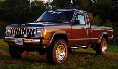 Picture of 1992 Jeep Comanche 2 Dr Eliminator 4WD Standard Cab LB