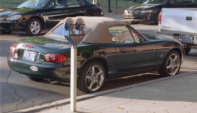 Picture of 2001 Mazda MX-5 Miata, gallery_worthy