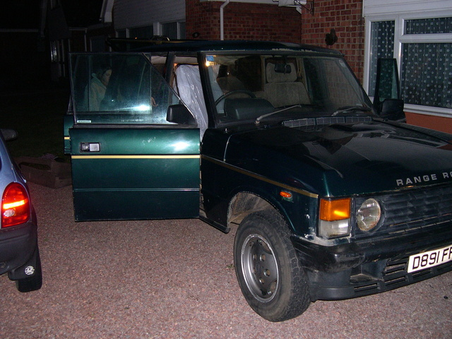 Picture of 1986 Land Rover Range Rover, gallery_worthy
