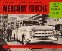1957 Ford F-100 Picture Gallery