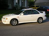 Picture of 2000 Subaru Impreza 2.5 RS Coupe, exterior