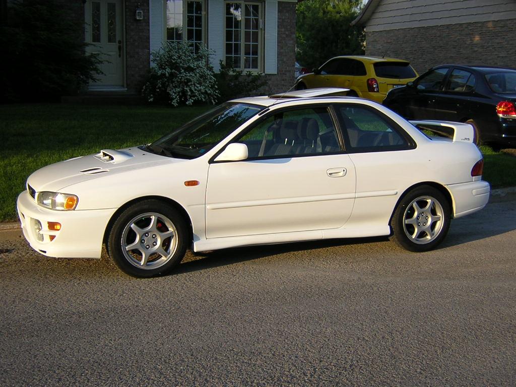 Picture of 2000 Subaru Impreza 2.5 RS Coupe
