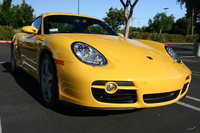 2007 Porsche Cayman Picture Gallery