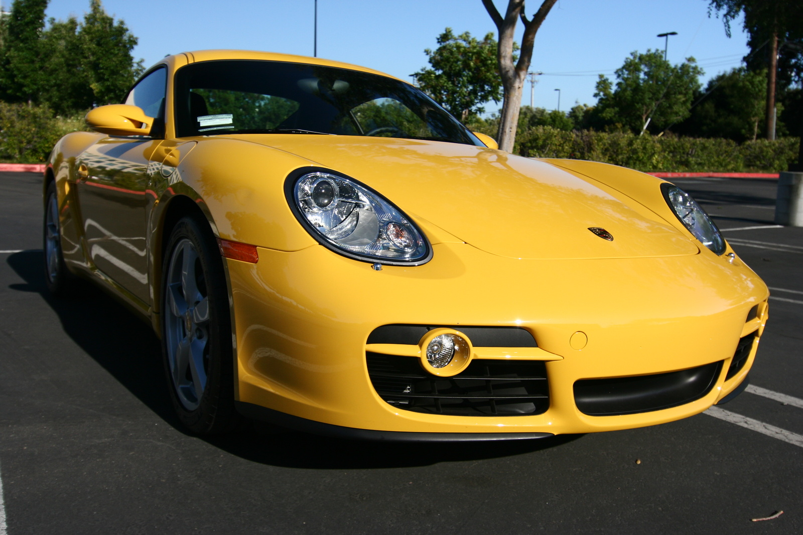 2007 Porsche Cayman Base picture