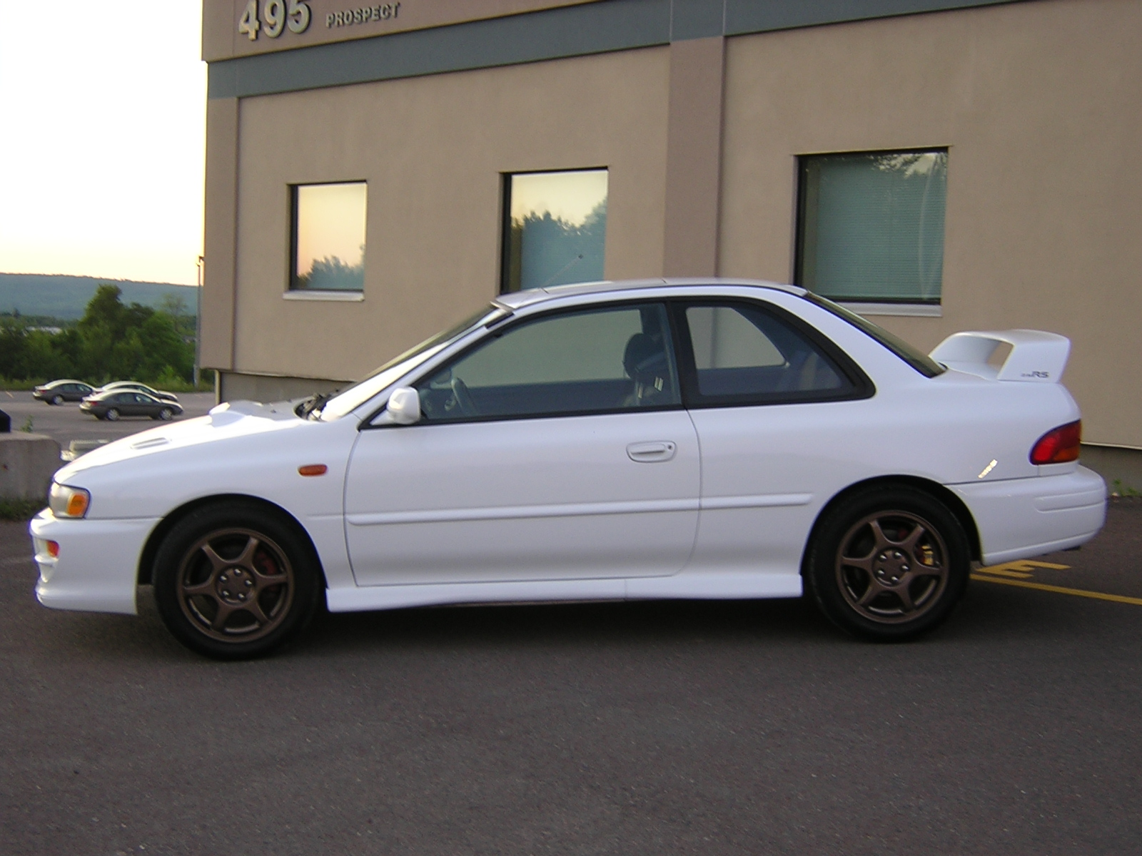 2000 Subaru Impreza Other Pictures Cargurus