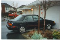 Picture of 1993 Mazda Protege 4 Dr LX Sedan, gallery_worthy