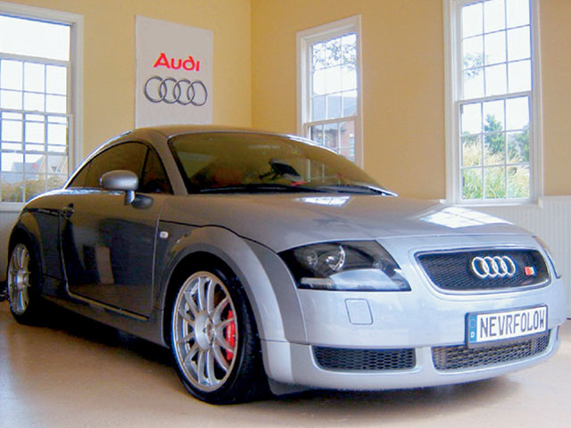 Audi Tt Coupe. 2003 Audi TT Coupe
