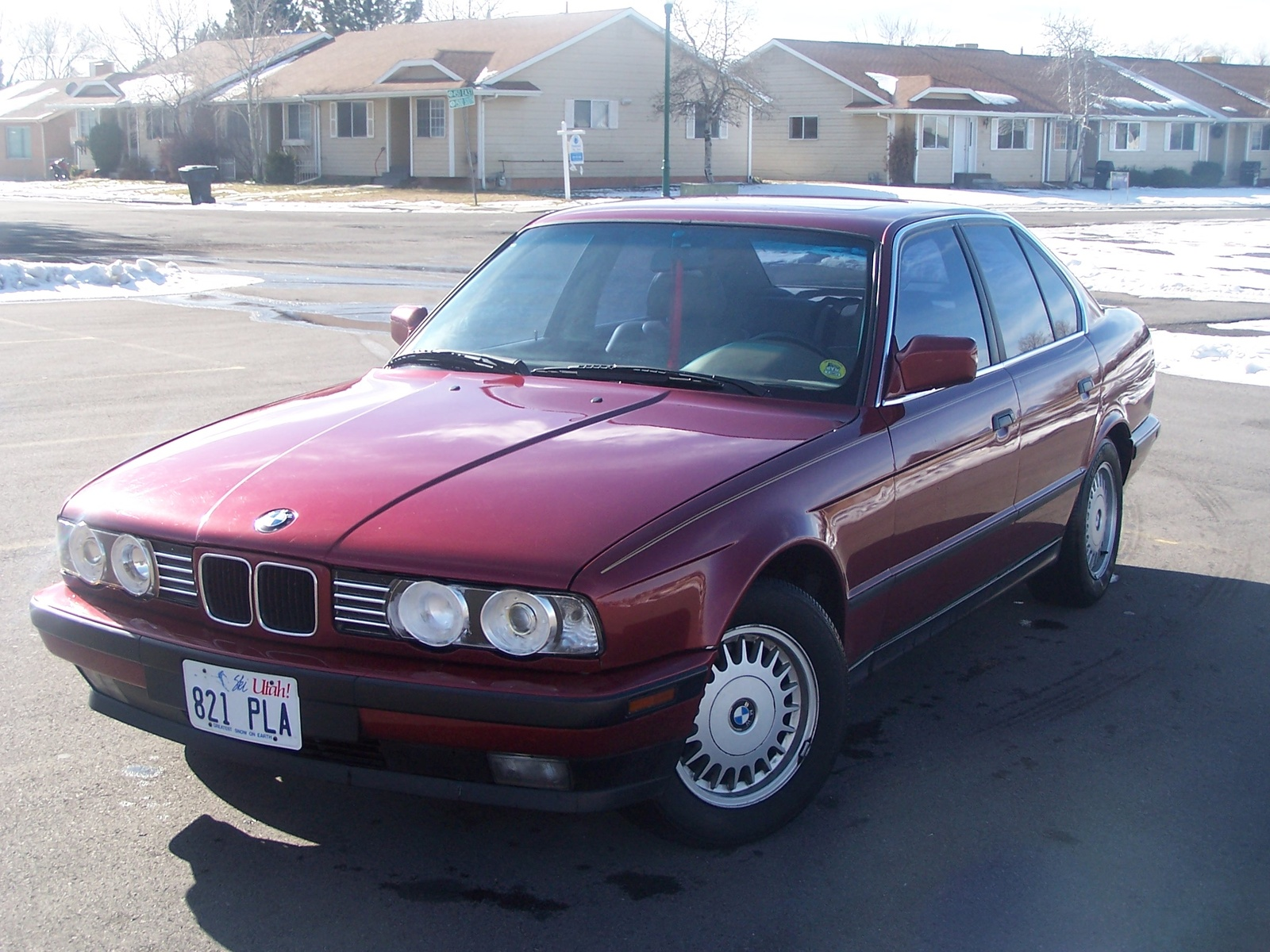 1992 Bmw 5 Series - Other Pictures
