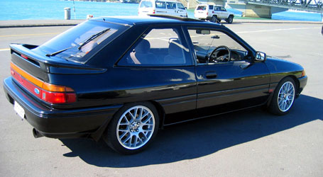 1990 Ford Laser - Other Pictures - CarGurus