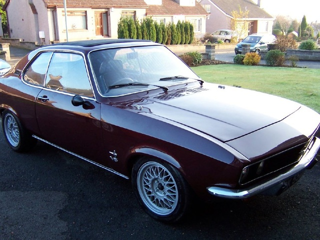 Picture of 1972 Opel Manta, gallery_worthy