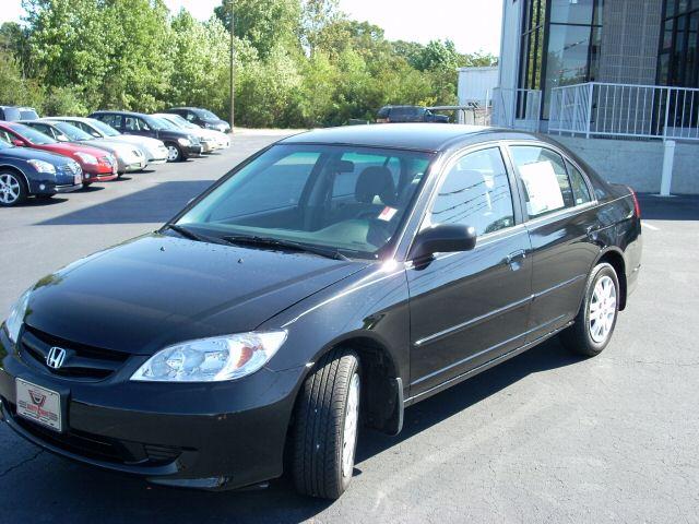 2005 honda civic lx engine specs