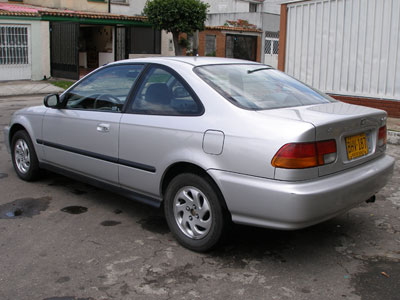 1996 Honda Civic Coupe picture