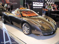 2000 Spyker C8 Overview