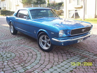 1965 Ford Mustang Standard Coupe picture