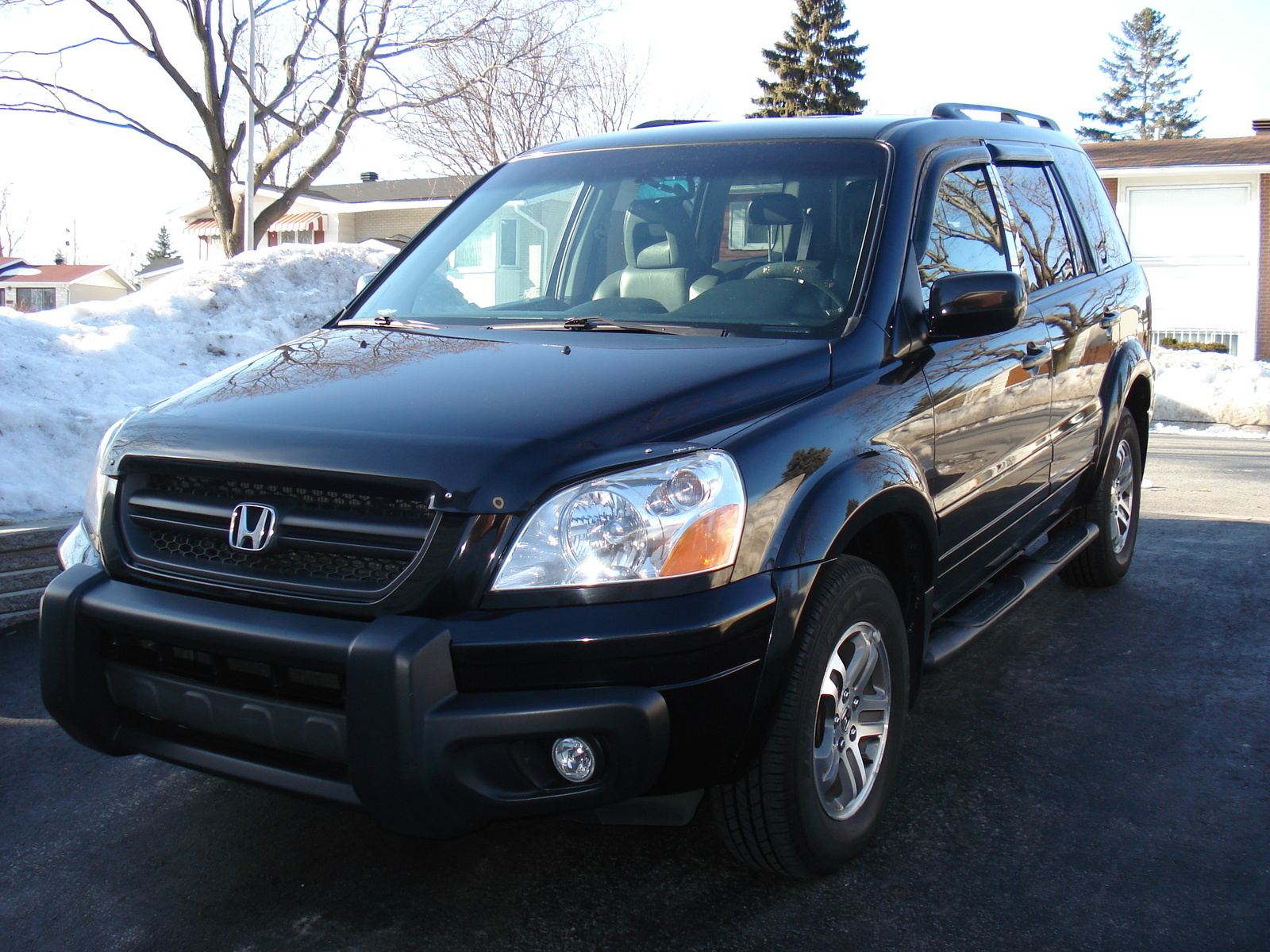 Exceptional Picture Of 2004 Honda Pilot EX AWD, Exterior, Gallery_worthy
