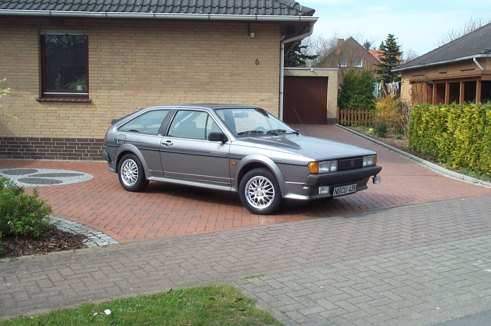 1987 volkswagen scirocco pictures cargurus
