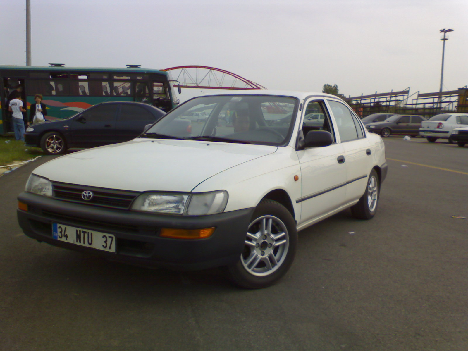 1995 Toyota Corolla Le Sedan