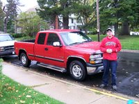 Picture of 2001 Chevrolet Silverado 1500 LT Extended Cab SB 4WD, gallery_worthy
