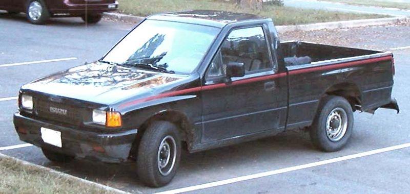 1990 Isuzu Pickup - Pictures - CarGurus