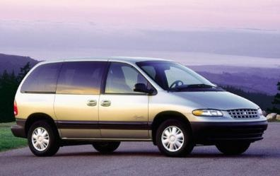Picture of 1998 Plymouth Voyager Minivan, gallery_worthy