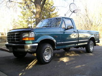Picture of 1996 Ford F-150 XLT LB, exterior, gallery_worthy