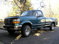 1996 Ford F-150 Overview