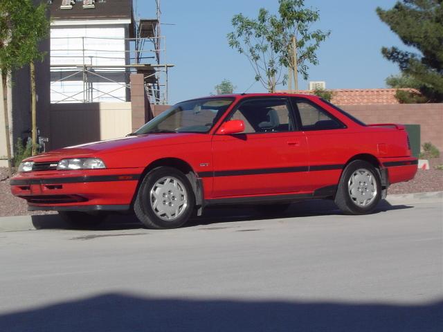 1989 Mazda Mx 6 Pictures Cargurus
