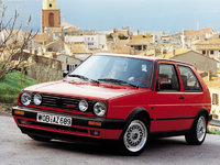 Picture of 1991 Volkswagen Golf 4 Dr GL Hatchback