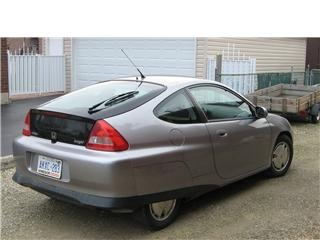 Picture of 2001 Honda Insight 2 Dr STD Hatchback