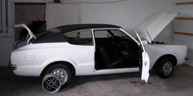 Picture of 1973 Ford Taunus, gallery_worthy