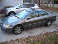 2001 Acura TL 3.2TL w/ Navigation picture