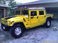 Picture of 2001 Hummer H1 4 Dr STD Turbodiesel 4WD Convertible, gallery_worthy