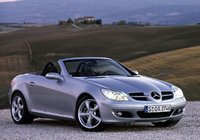 2008 Mercedes-Benz SLK-Class Overview