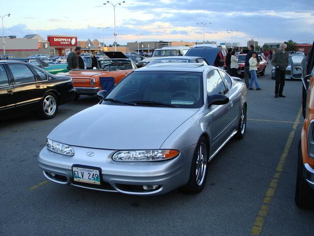 Oldsmobile Alero Gls Pic X
