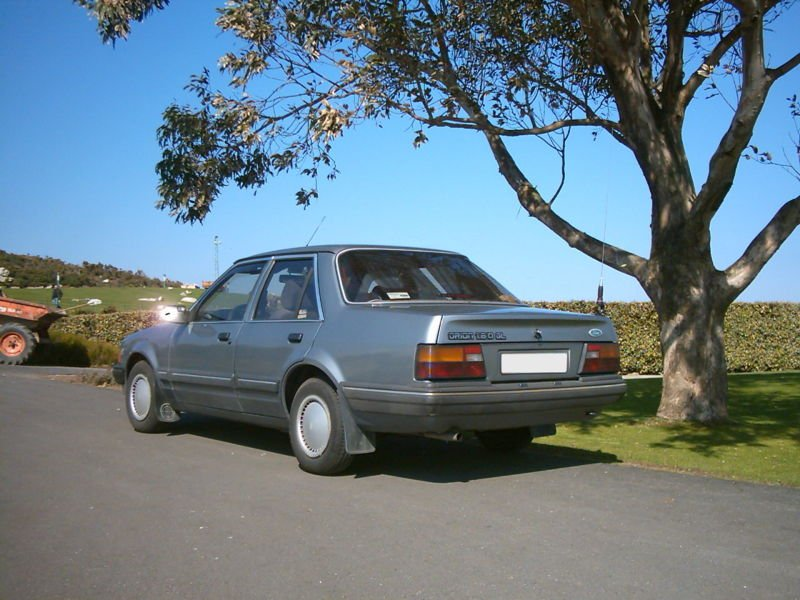 1987 Ford Orion - Pictures - 1987 Ford Orion picture - CarGurus