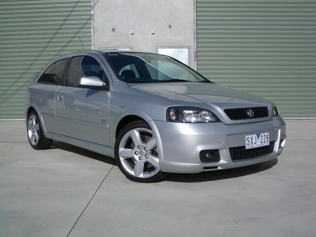 2003 Holden Astra picture