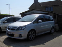 Picture of 2006 Vauxhall Zafira, gallery_worthy